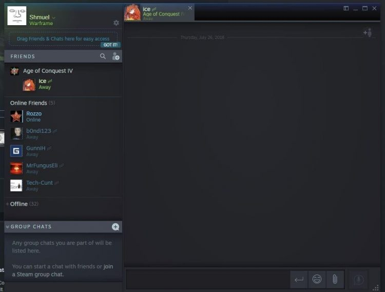 How do you guys feel about the steam redesign? I give it a 2