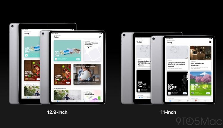 New iPad Pro said to drop 3.5mm jack, move Smart Connector to bottom to accommodate vertical-only Face ID – Info Mac