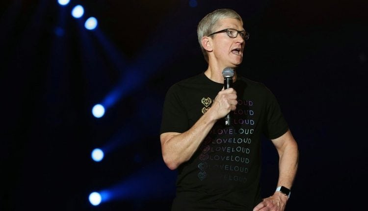 Tim Cook shares message of hope with LGBTQ+ youth at Loveloud 2018 – Info Mac