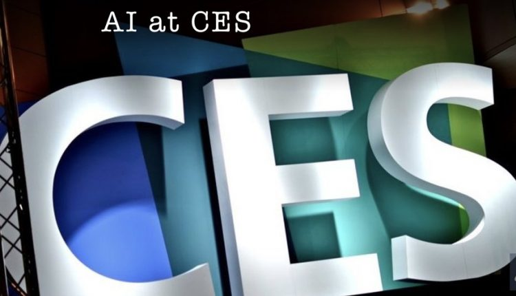 CES 2017: Artificial Intelligence to Take Centre Stage at World's Biggest Technology Show – Info AI