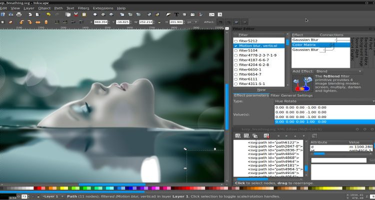 7 of the Best Free Graphics Editors for Creating Vector Images | Software