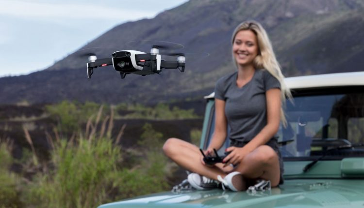 Leaked DJI Mavic 2 advert confirms Pro and Zoom models – Info Innovation