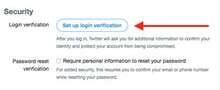 Save the Embarrassment: The Value of Two-Factor Authentication - Twitter