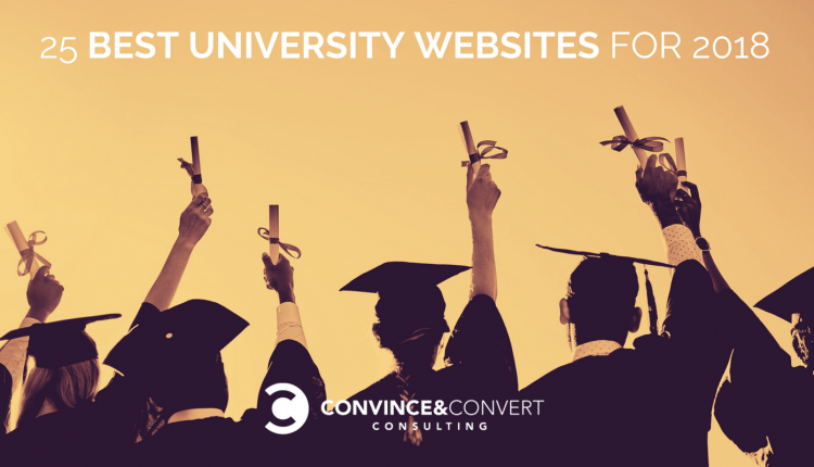 25 Best University Websites for 2018 – Info Marketing