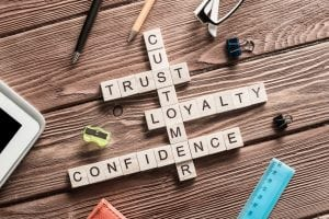 4 Dimensions of Customer Trust: How To Get The Most of It – Info Cust Service