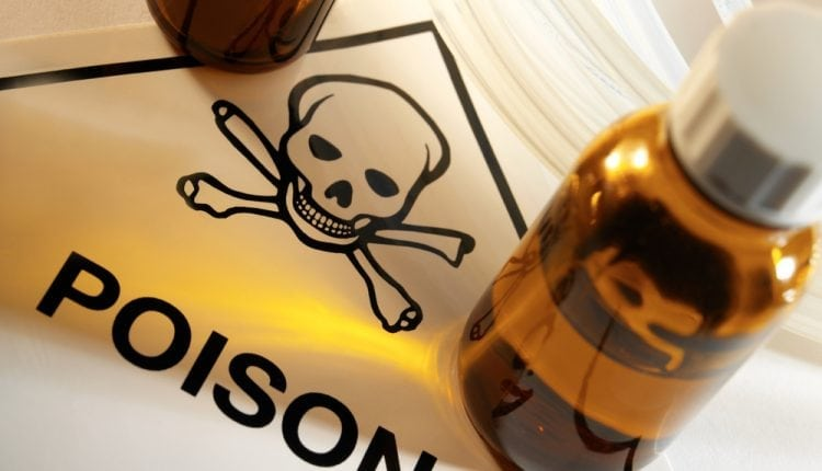 A Tiny Dose of Poison Every Day – Info Sales
