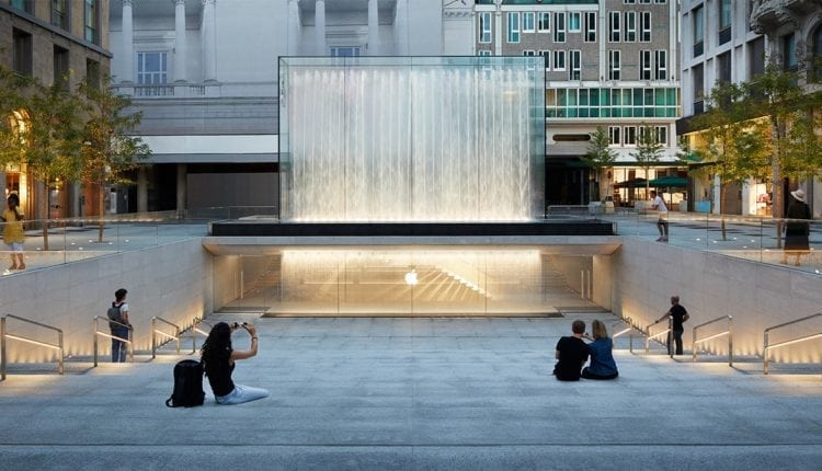 Apple Previews New Piazza Liberty Store, Opening Thursday in Milan – Info Mac