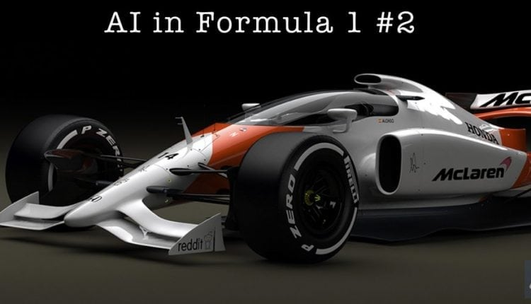 Artificial Intelligence in Formula 1 Strategy – Part 2/2 – Info AI