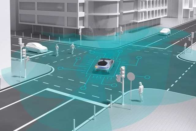 Automated Driving in Cities | Robotics