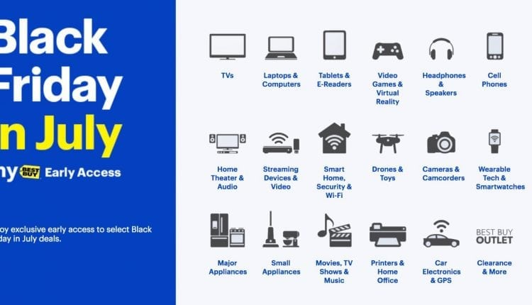 Best Buy Black Friday in July event now live! Save on Apple, TVs, Smart Home, much more – Info Mac