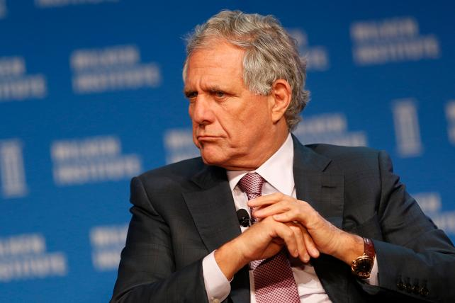 CBS board investigating CEO Les Moonves amid sexual misconduct allegations – Info Advertisement