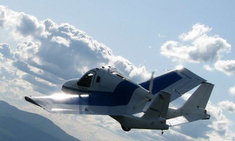 Call it car, call it aircraft, but Transition is in the wings – Info Innovation