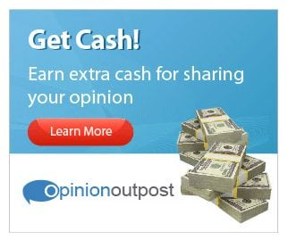 Earn money for taking surveys with Opinion Outpost! – Info Money Manage