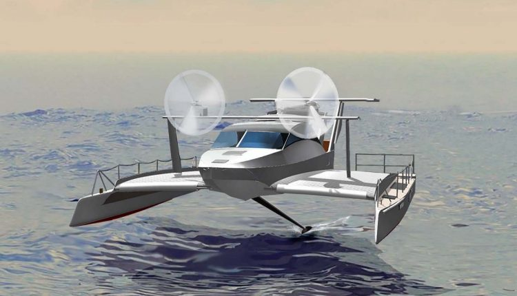 Flying cars are taking off soon. How about flying boats too? – Info Entrepreneurship