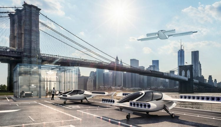 From drones to robo-buses, your daily commute could be about to change