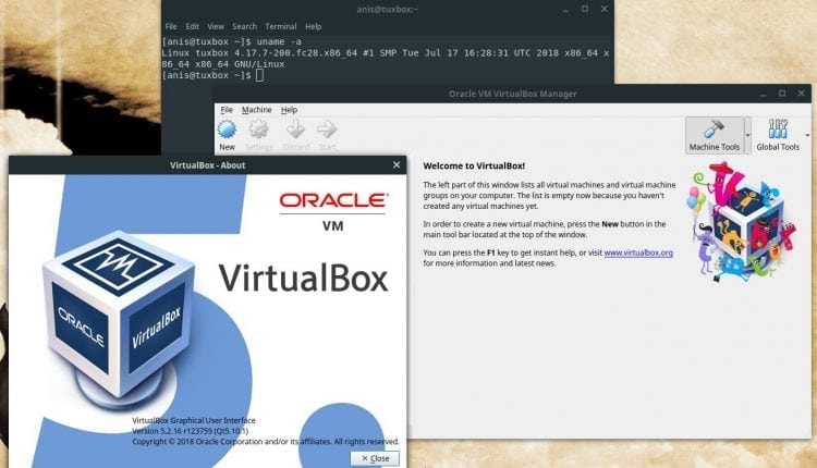 GUIDE: Build a virtual machine with VirtualBox in Linux – Info Linux