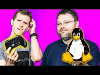 Gaming on Linux – With WENDELL from Level1Techs! (LinusTechTips) – Info Linux