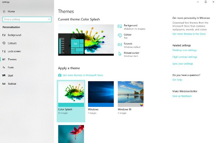 how to install custom themes in windows 10 tutorial tutorial