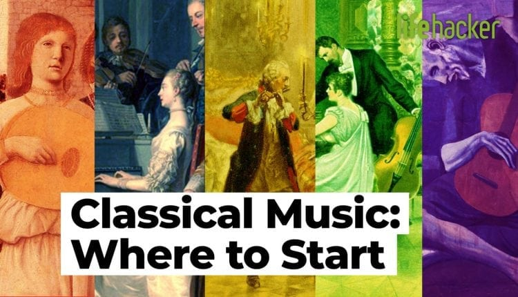How to Start Listening to Classical Music – Info Computing
