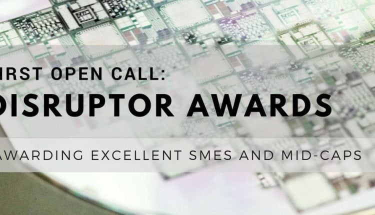 I4MS Disruptors Awards: recognising excellence in SMEs and mid-caps – Info Entrepreneurship