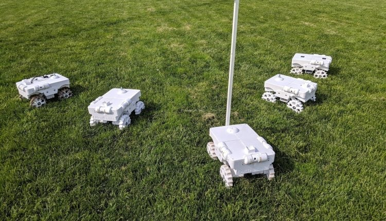 Illinois' crop-counting robot earns top recognition at leading robotics conference | Robotics