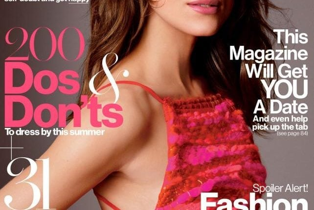 In the age of Trump, ignore women's magazines at your own peril – Info Advertisement