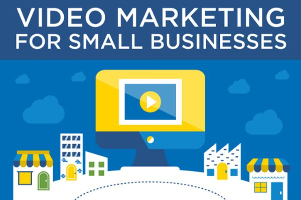 Infographic: How small organizations can join the video craze – Info PR