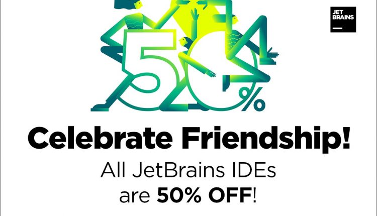 JetBrains sale – 50% off for the next 50 hours – Info Java