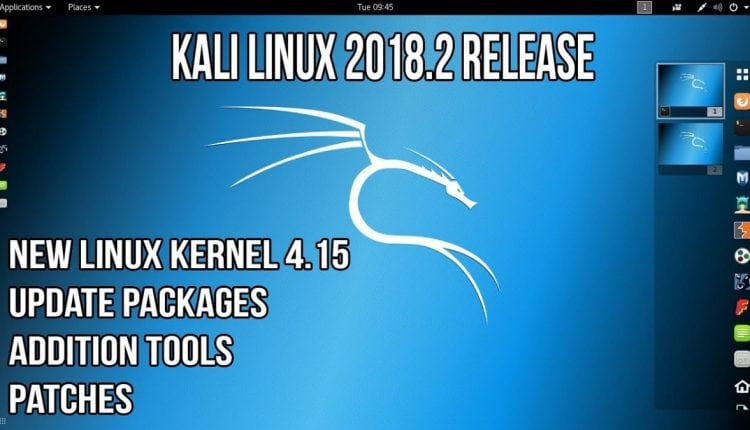 Kali Linux 2018.2 on your Pocket with the GPD 7 mini-laptop. – Info Gadgets