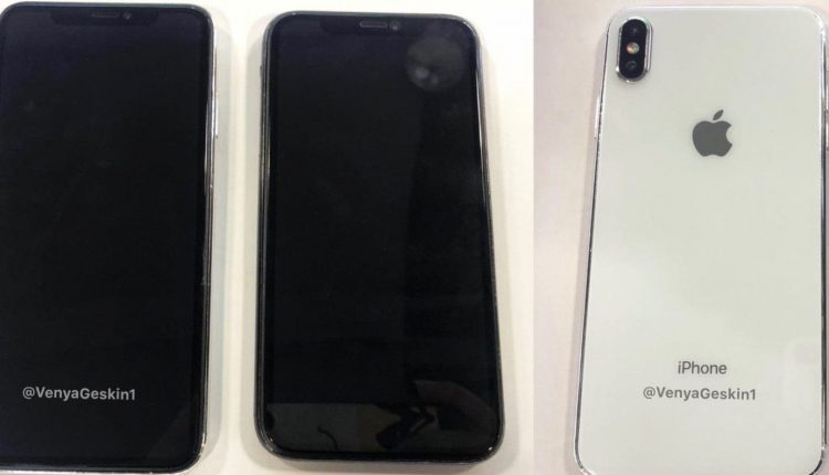 Leaked images claim to show iPhone X Plus & 6.1-inch LCD iPhone dummy units [Gallery] – Info Mac
