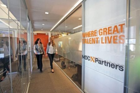 MDC Partners parts with a chunk of its leadership team – Info Advertisement