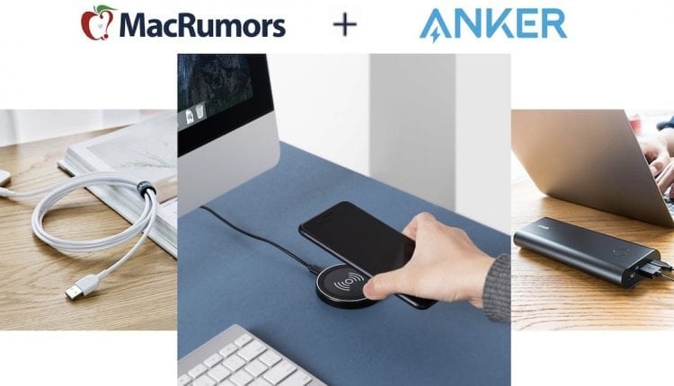 MacRumors Exclusive: Save Up to 40% on Anker's Portable Batteries, Lightning Cables, and More