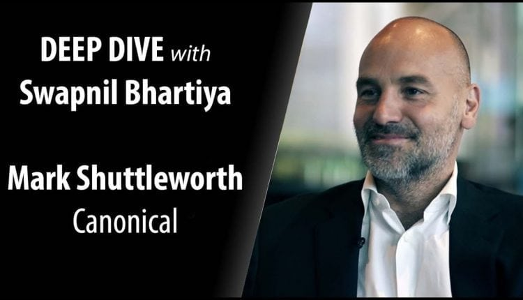 Mark Shuttleworth talks about AI and IoT – Info Linux