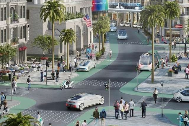 Metropolis in California to become a pilot city for automated driving | Robotics