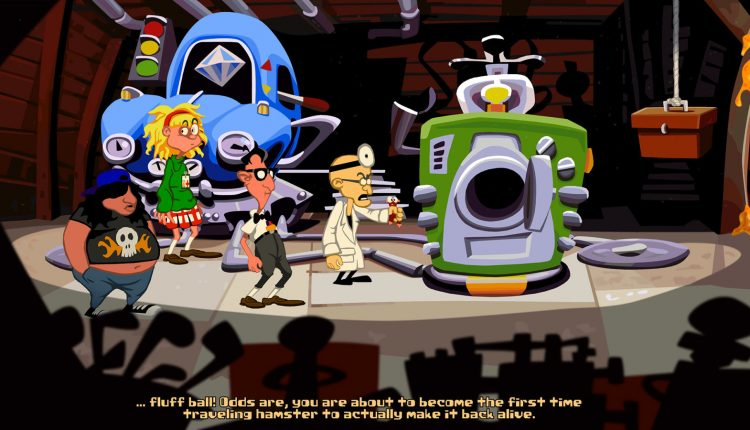 Play the Free Fan-Made Sequel to the Adventure Game 'Day of the Tentacle' – Info Computing