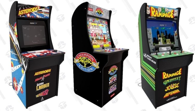 Preorder Arcade1Up's Stunning New Arcade Cabinets For $299, Instead of the Expected $399 – Info Computing