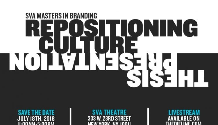 Repositioning Culture Thesis Presentation