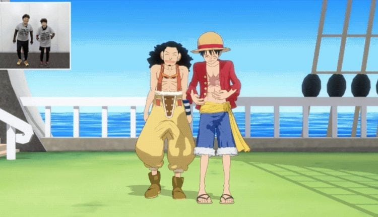 See One Piece Voice Actors Bring Luffy And Usopp To Life  – Info Computing