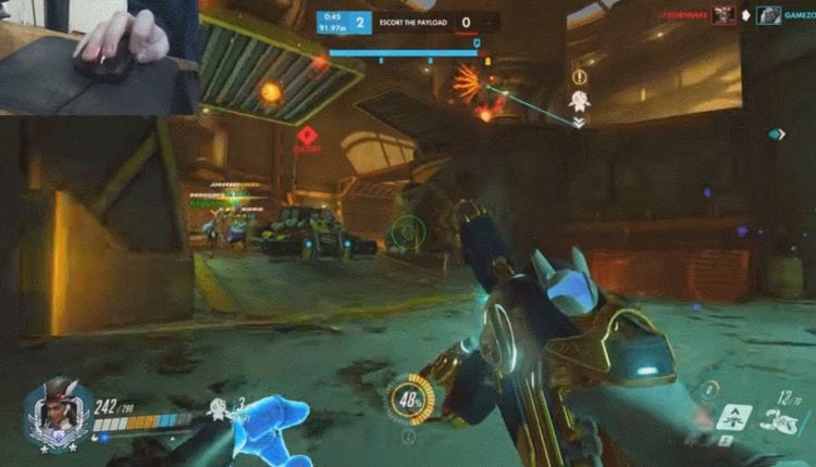 Streamer Explains How To Play Overwatch With One Hand – Info Computing