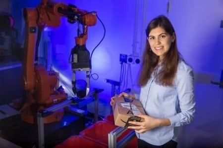 Teaching robots how to move objects | Robotics
