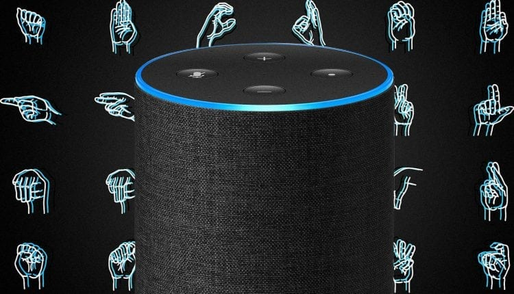 This clever app lets Amazon Alexa read sign language – Info Web Design