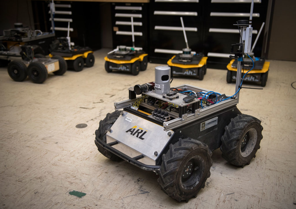 US Army making mobile robots more reliable for soldiers Info Robotic