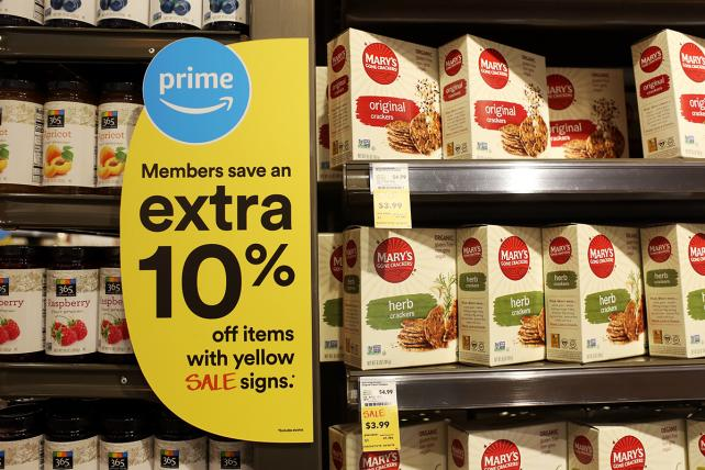 Under Amazon, Whole Foods seems to have a lot of secrets – Info Advertisement
