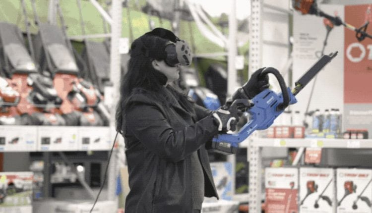 VR and power tools: What could go wrong? – Info Web Design