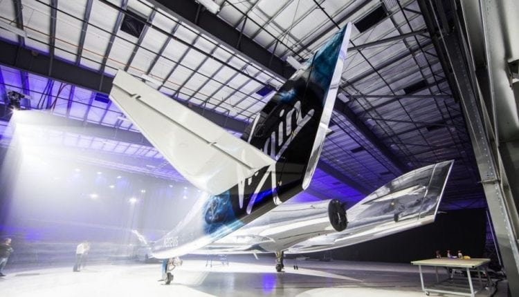 Virgin Galactic plans to open a commercial spaceport in Italy