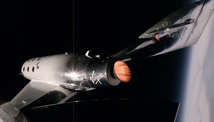 Virgin Galactic's passenger spaceship completes its third hypersonic test flight – Info Innovation