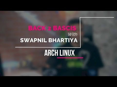 What Makes Arch Linux A Great Distribution (Video)? – Info Linux
