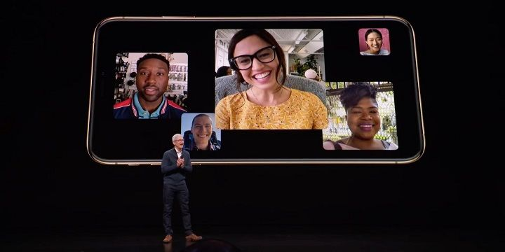 How to Make a Group FaceTime Call on iOS 12