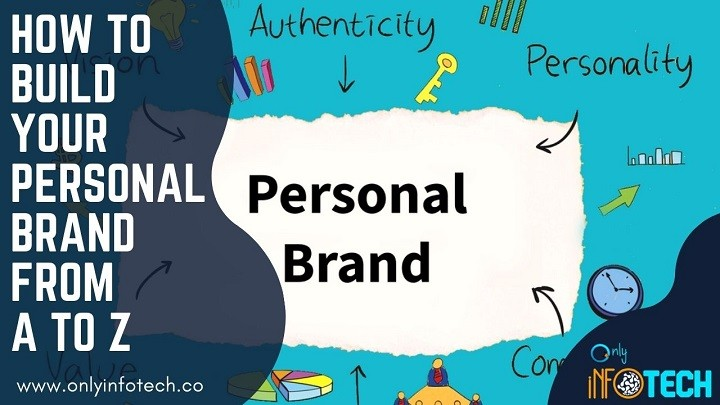 How to build your personal brand from A to Z