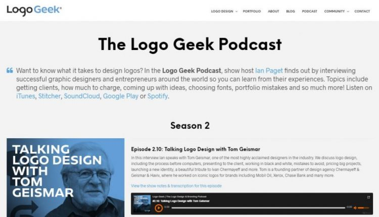10 Best Podcasts for Designers, Creatives & Freelancers | Graphic Designing